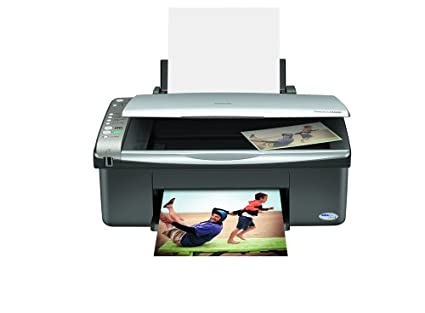 Epson Stylus CX5800F Printer Driver