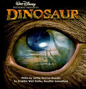 dinosaur an original walt disney records soundtrack - Dinosaure Disney