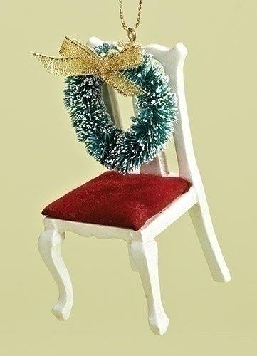 Chair Christmas Ornament - 3