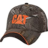 Cat Realtree Camo w/ Mesh Trim Hat
