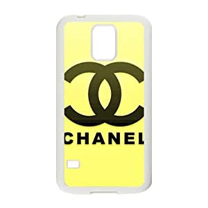 WAGT Famous brand logo Chanel design fashion cell phone case for samsung galaxy s5