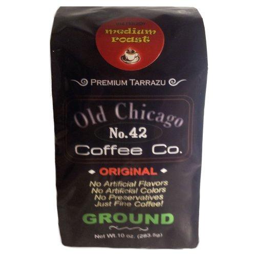 Old Chicago Coffee - Original Medium Roast Ground Costa Rican Coffee