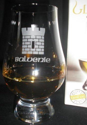 OFFICIAL GLENCAIRN BALBLAIR SINGLE MALT SCOTCH WHISKY TASTING GLASS