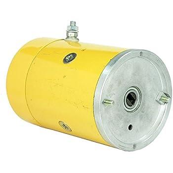 """E-60H 12Volt 4.5/"""" 10758N 82-6882 15829 New Meyer Snow Plow Motor E57 E57H"""