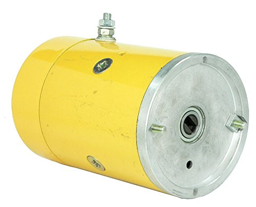 DB Electrical LMY0001 New Snow Plow Lift Motor for Meyer & Diamond Motors, 2529AC, 2869AB, 2869AB, 2529AC, E57 AND E60 PUMPS 1306010 430-22004 10710N 11.212.981 15687 15727 MUE6209 82-7852 W-8991 (Lift Motor Electric)