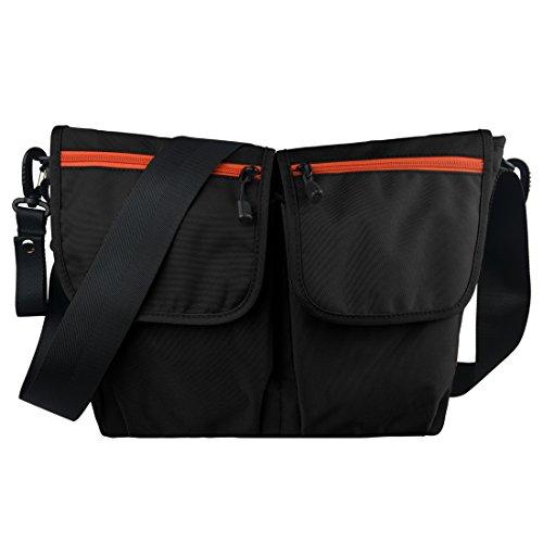 ecosusi-dude-diaper-bag-for-dads-mens-messenger-bag-black