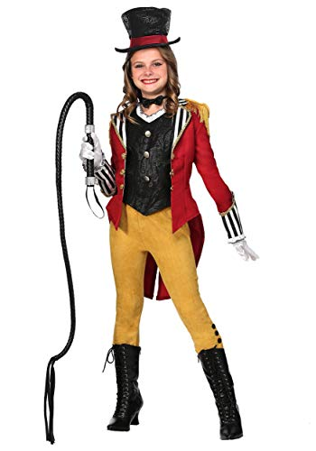 Child Big Top Circus Costume Kid's Stunning Ringmaster Costume Large - http://coolthings.us