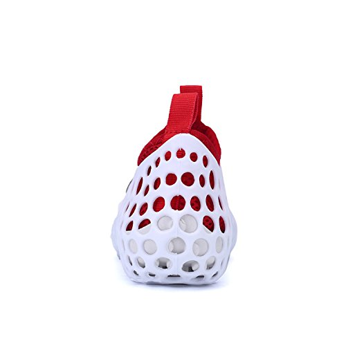 Out Odema Water Drying Sandals Hollow Shoes Whitered Womens Quick qEgwqHr