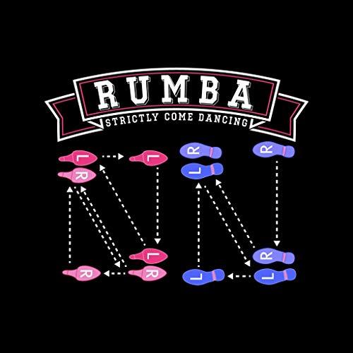Dancing Dancing Dancing Coto7 Coto7 Coto7 Coto7 Hooded Steps Rumba Strictly Black Sweatshirt Women's Dance Come nBXaSBr