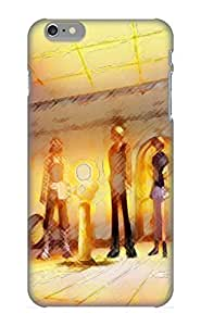 Guidepostee Faddish Phone Anime One Piece Usopp Leaving Mugiwara Crew Give Up Monkey D Luffy Fight Case For Iphone 6 Plus / Perfect Case Cover
