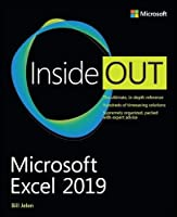 Microsoft Excel 2019 Inside Out Front Cover