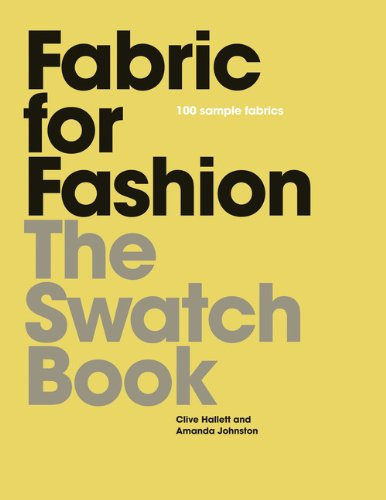 (Fabric for Fashion: The Swatch Book)