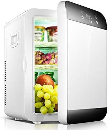 ポータブル20L冷蔵車用冷蔵庫、ミニ寮用家庭用冷蔵庫、学生寮用小型冷蔵庫、小型家庭用+車兼用冷蔵庫