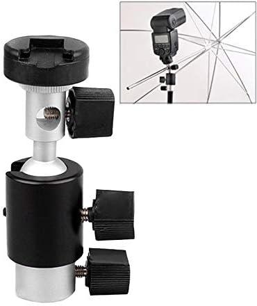 KANEED カメラアクセサリー 撮影機材 Cタイプフラッシュライトスタンドブラケット