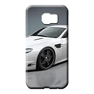 samsung galaxy s6 edge Hybrid Phone Cases Covers Protector For phone phone carrying skins Aston martin Luxury car logo super