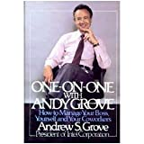 img - for One-on-One with Andy Grove book / textbook / text book