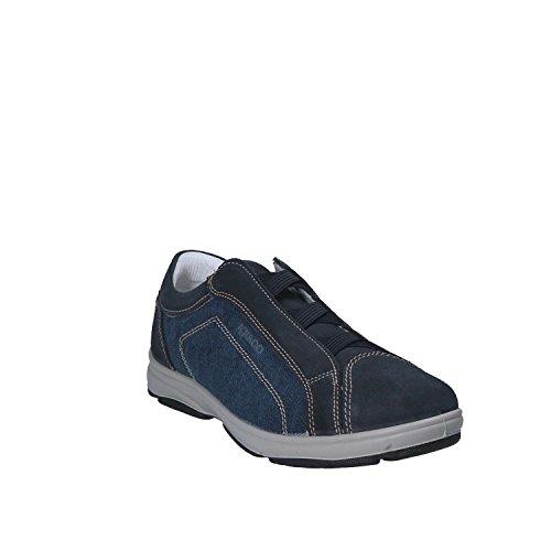 1113800 Sportive IGI Blue Shoes Co Man qPxwp5