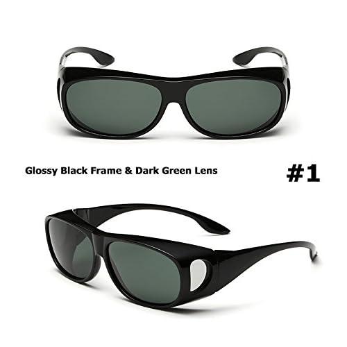 b19375f185 Aprigy Gafas de sol polarizadas para hombre, lentes de conducción, pesca, para  gafas