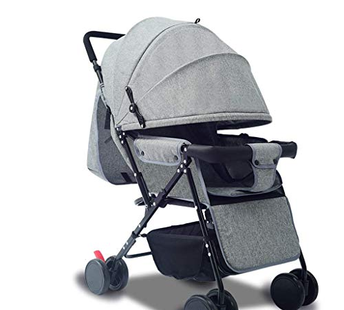 MWPO Baby Pushchair Stroller Folding Lightweight Infant Travel Buggy Easy Fold,Suitable from Birth to 25 kg