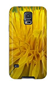 Brand New S5 Defender Case For Galaxy (earth Flower)