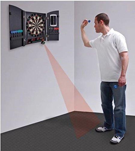 Halex Portable Laser Throw/Toe line Marker for Dart Boards (Regent Dartboard)