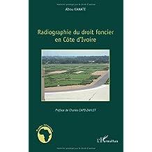 Radiographie du droit foncier en Côte d'Ivoire