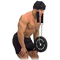 BianchiPatricia Weight Lifting Head Neck Harness Gym Workout