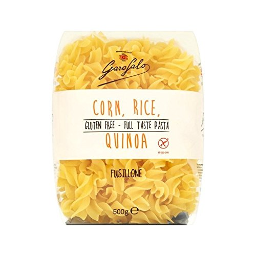 Garofalo Gluten Free Fusilloni Pasta 500g by Garofalo