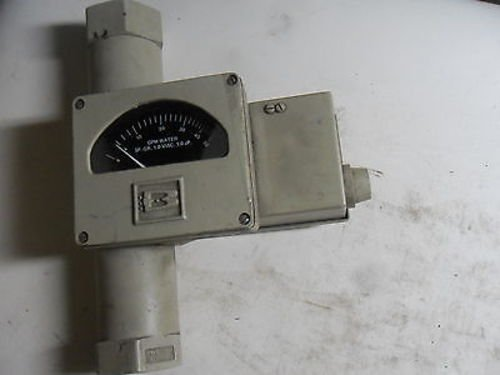 1 New Brooks Instrument Division 3604D12F2S1A Meter (Q6-6) by Brooks Instrument