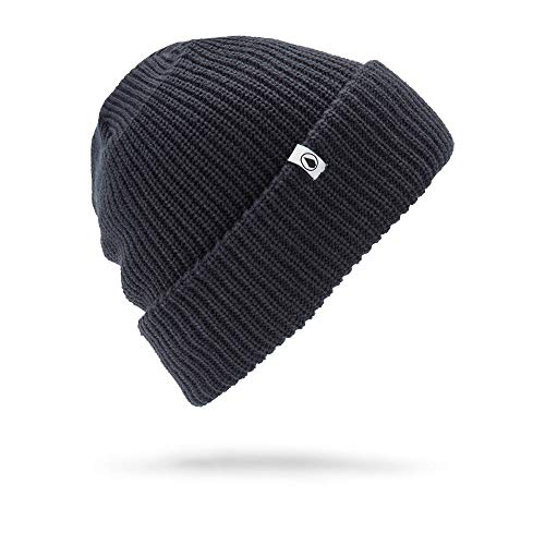 Volcom Beanie Winter (Volcom Men's Naval Beanie, Navy, One Size fits All)