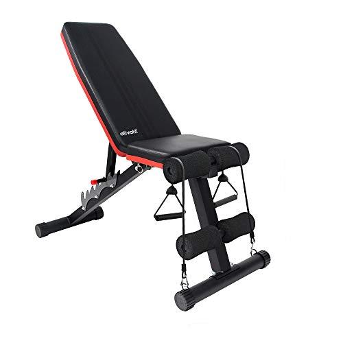 ATIVAFIT Adjustable Weight Bench