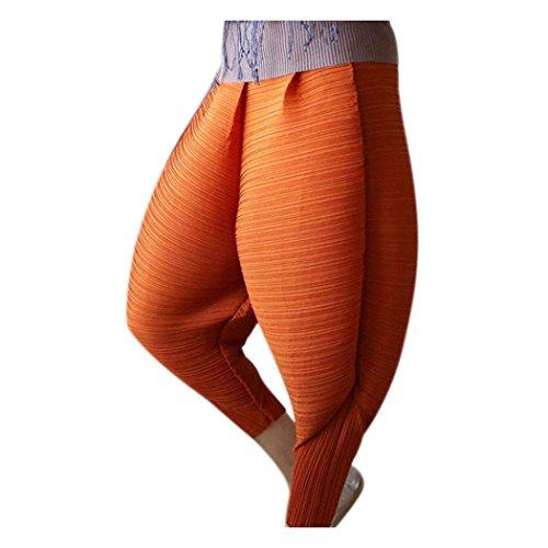 Inkach Fried Chicken Pants, Novelty Women Loose