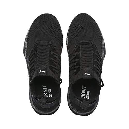 Puma Tsugi Puma Erwachsene Sneaker Schwarz Jun Black Black Unisex White puma wwSCEqP0
