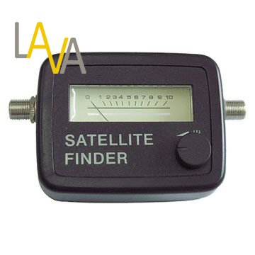 Steren Satellite Finder With Analog Meter (Directv Satellite Meter)