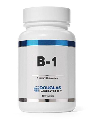 Douglas Laboratories B 1 Vitamin Tablets