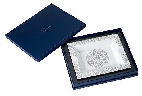 Villeroy & Boch La Classica Contura Gifts Ashtray, Porcelain, Multi-Colour, 17 x 21 cm