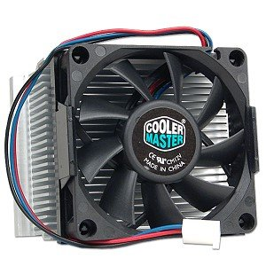 Cooler Master DI4 7H51C 70mm Processor Cooler, Socket (423 Pin Socket)