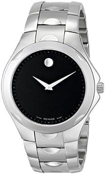 Movado 0606378 Luno Sport Stainless Steel Bracelet Men's Watch