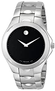 Movado Men's 606378 Luno Sport Stainless Steel Bracelet Watch