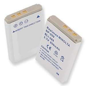 Batteries Plus CAM10450 Replacement Digital Battery
