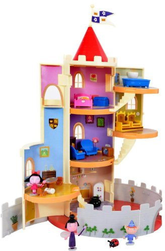 Ben and Holly's Little Kingdom Castle Magical Playset