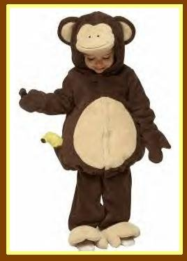 Old Navy Monkey Costume (Old Navy Halloween Costumes Baby)