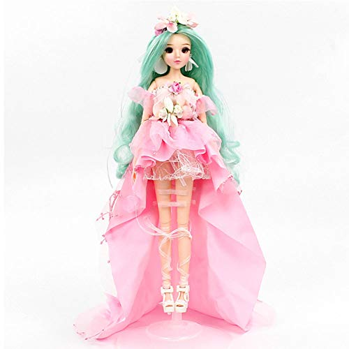 MEMIND Bjd 30cm Doll Virgo Doll Anime Style