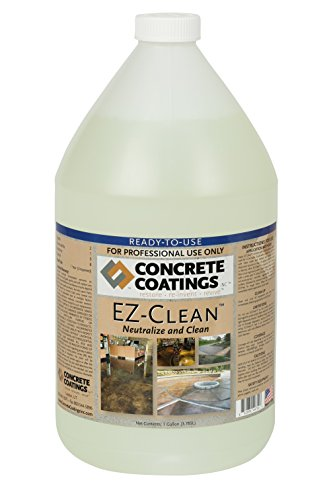 EZ-Clean - Ready-to-Use by Concrete Coatings