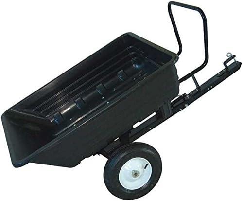 Poly – Remolque – Empuje carro de jardín camión volquete remolque carro – ligero jardín remolque de Titan Pro: Amazon.es: Jardín