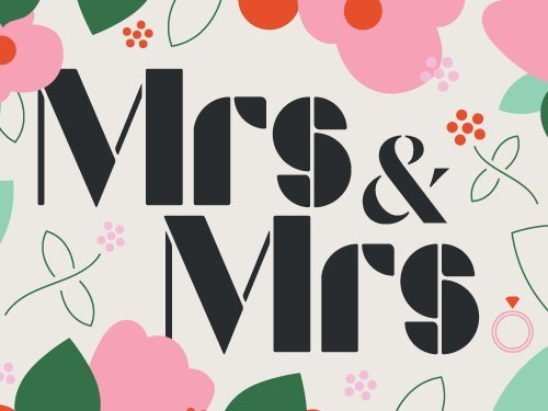 Mrs & Mrs gift card link image