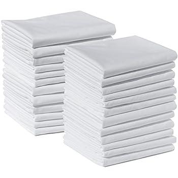Amazon Com Polycotton Bulk Pack Of 24 Standard Size