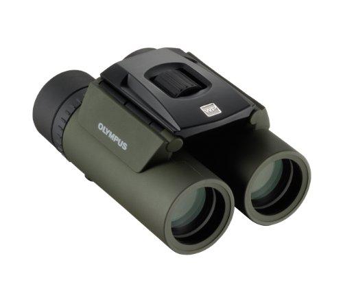 Olympus 8x25 WP II Binocular (Green)
