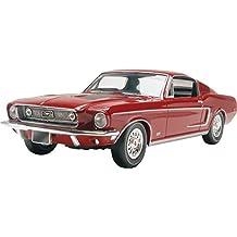 Revell `68 Mustang GT 2 'N 1 Plastic Model Kit