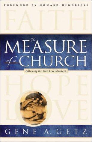 Measure Church Gene Getz product image